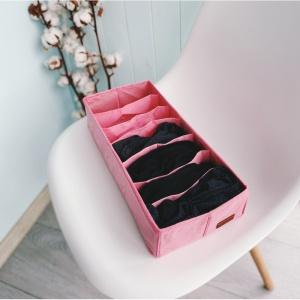 Органайзер для носочков/колгот/ремней Pink-Nsk (Розовый)