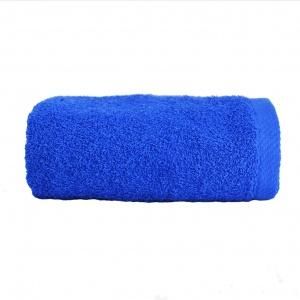 Банное махровое полотенце GM Textile 70х140см 400г/м2 (Синий)