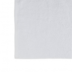 Банное махровое полотенце для тела GM Textile 70х140см 400г/м2 (Белый)