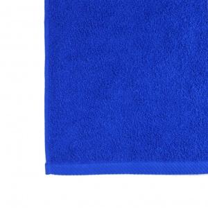 Махровая салфетка GM Textile 30х30см 400г/м2 (Синий)