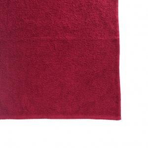 Махровая салфетка GM Textile 30х30см 400г/м2 (Бордовый)