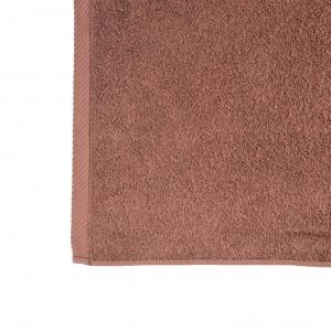 Махровая салфетка GM Textile 30х30см 400г/м2 (Коричневый)