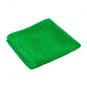 Махровая салфетка GM Textile 30х30см 400г/м2 (Зеленый)
