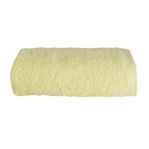 Махровое полотенце GM Textile 50х90см 400г/м2 (Молочный)
