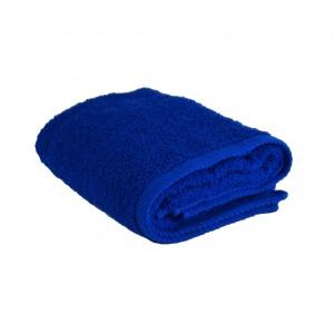 Махровое полотенце GM Textile 50х90см 400г/м2 (Синий)