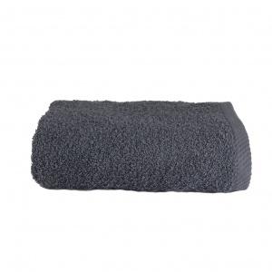 Махровое полотенце GM Textile 50х90см 400г/м2 (Серый)