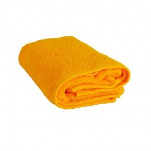 Махровое полотенце GM Textile 50х90см 400г/м2 (Желтый)