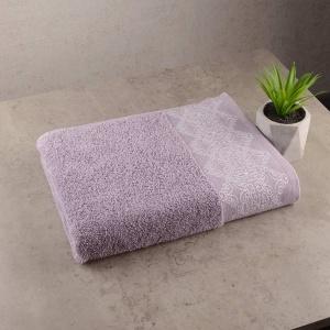 Набор махровых полотенец 3шт GM Textile 50х90см, 50х90см, 70х140см Grek 450г/м2 (Серый)