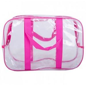 Компактная сумка в роддом/для игрушек K005-1-rose (Розовый)