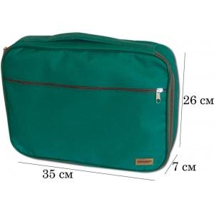Органайзер для рубашек на 3шт для путешествий C020-green (Зеленый)
