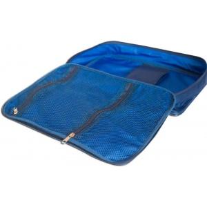 Мужской органайзер для рубашек на 3 шт для путешествий C020-siniy (Синий)