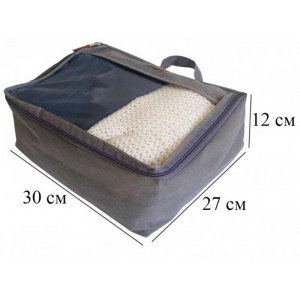 Набор дорожных сумок в чемодан 5 шт P005-grey (Серый)