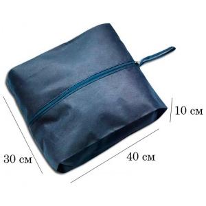 Набор сумок для вещей в чемодан 5 шт P005-blue (Синий)