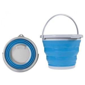 Ведро 10 литров туристическое складное Collapsible Bucket v-b-10
