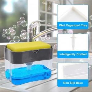 Дозатор Мыла Soap Pump Sponge Caddy
