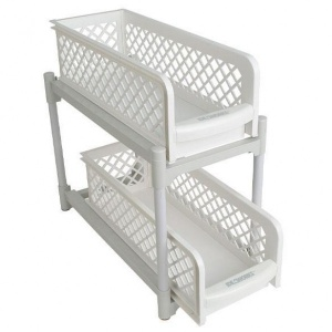 Органайзер Portable 2 Tier Basket Drawers v0303